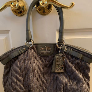 Coach 70th Anniversary Satchel Bag;Limited Edition